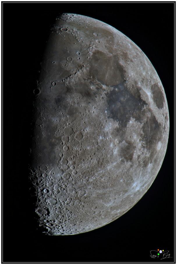 210520 Mond 61,3% beleuchtet
