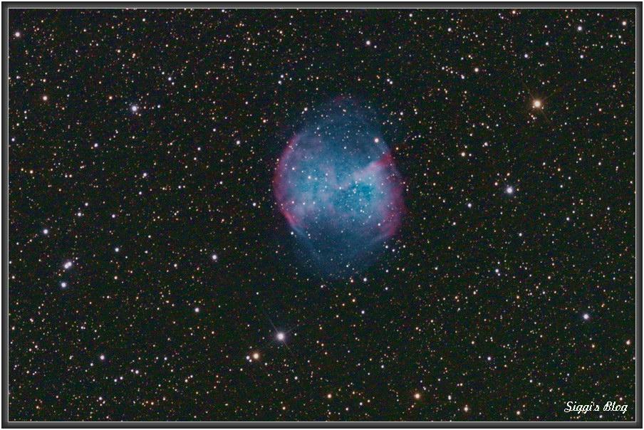 150612 M27 / NGC6853  (Vul)