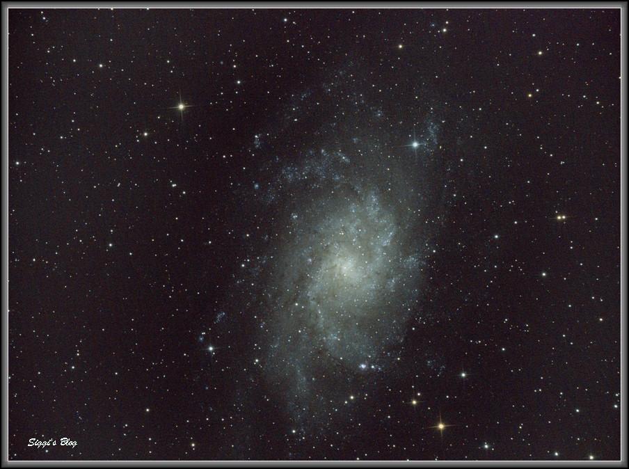 151031 M33 - Dreiecks Galaxie (Tri)