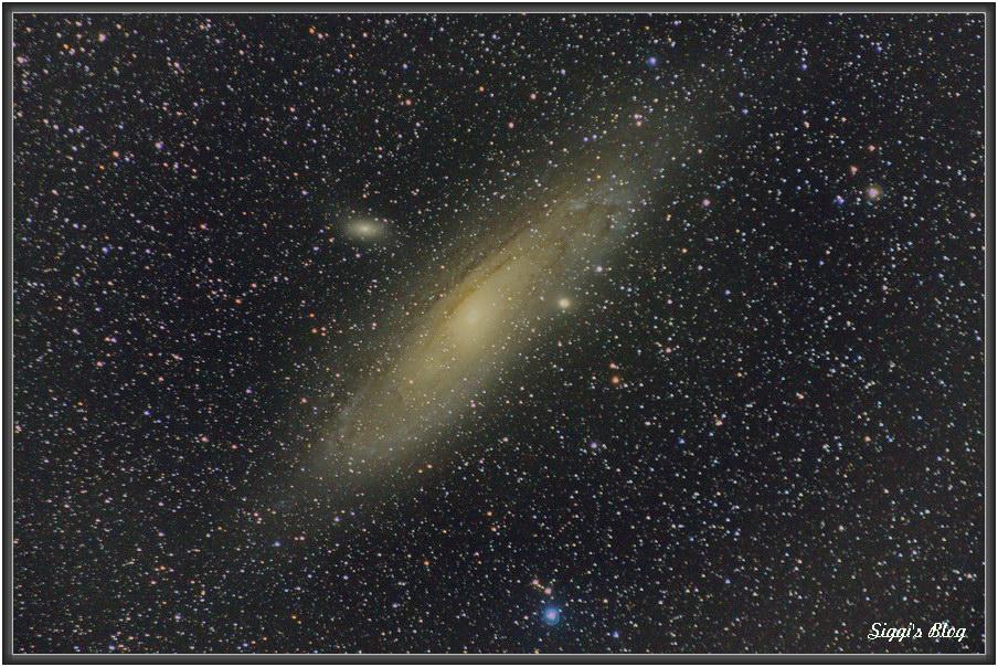 151112 M31 - Andromeda Galaxie
