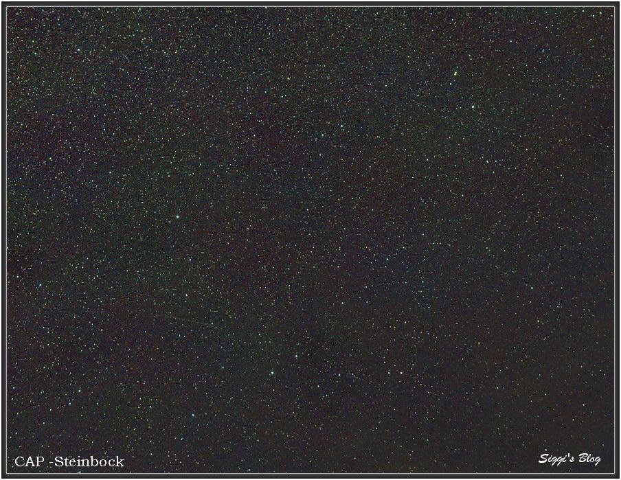 150710 Sternbild Steinbock - Capricornus- CAP