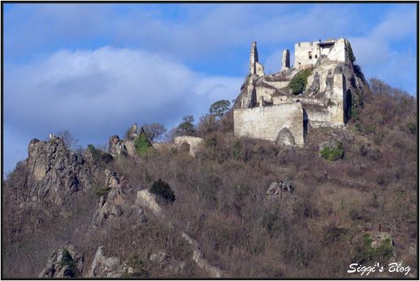 Burgruine Dürnstein in der Wachau