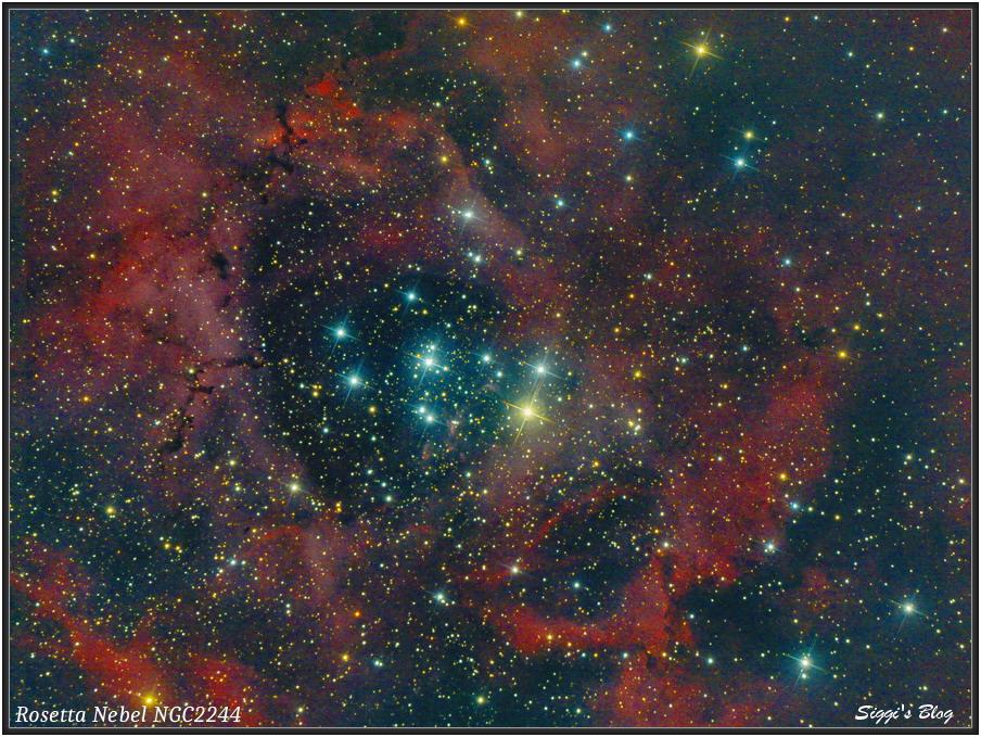 160212 NGC2244 Rosetta Nebel