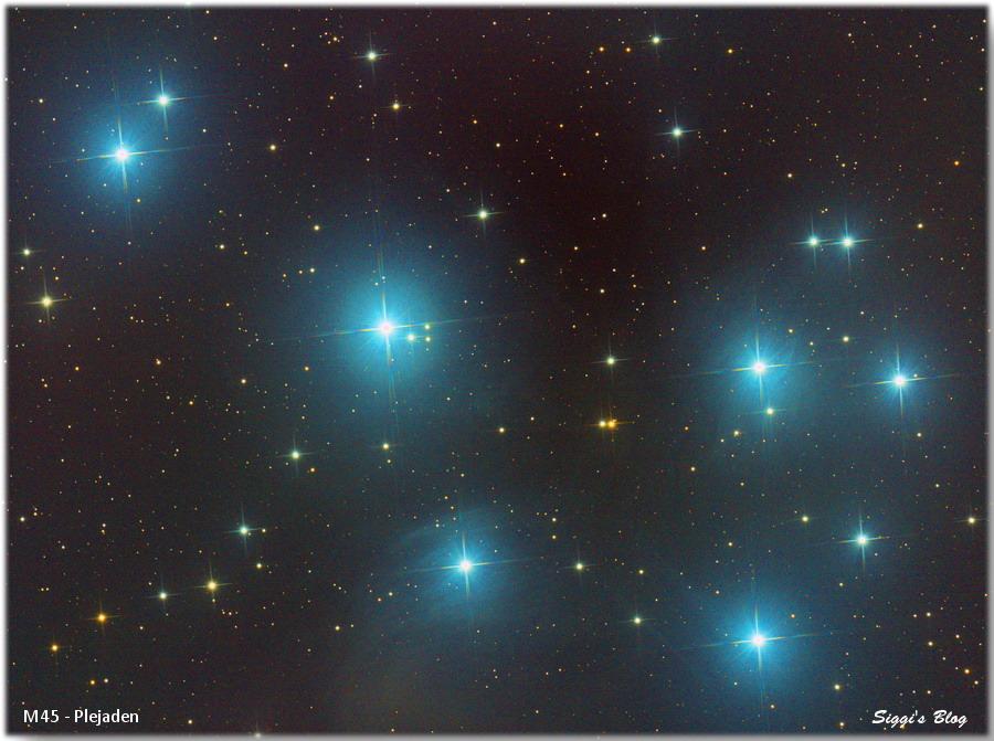160212 Plejaden - M45