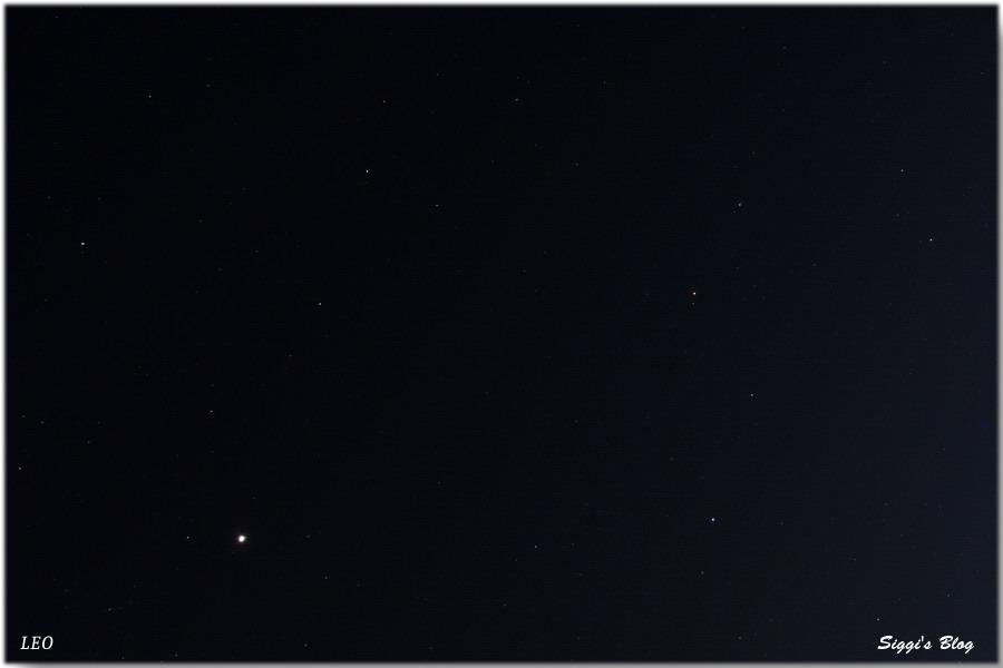 160317 Sternbild Löwe / LEO
