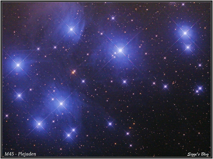 161004 M45 -Plejaden
