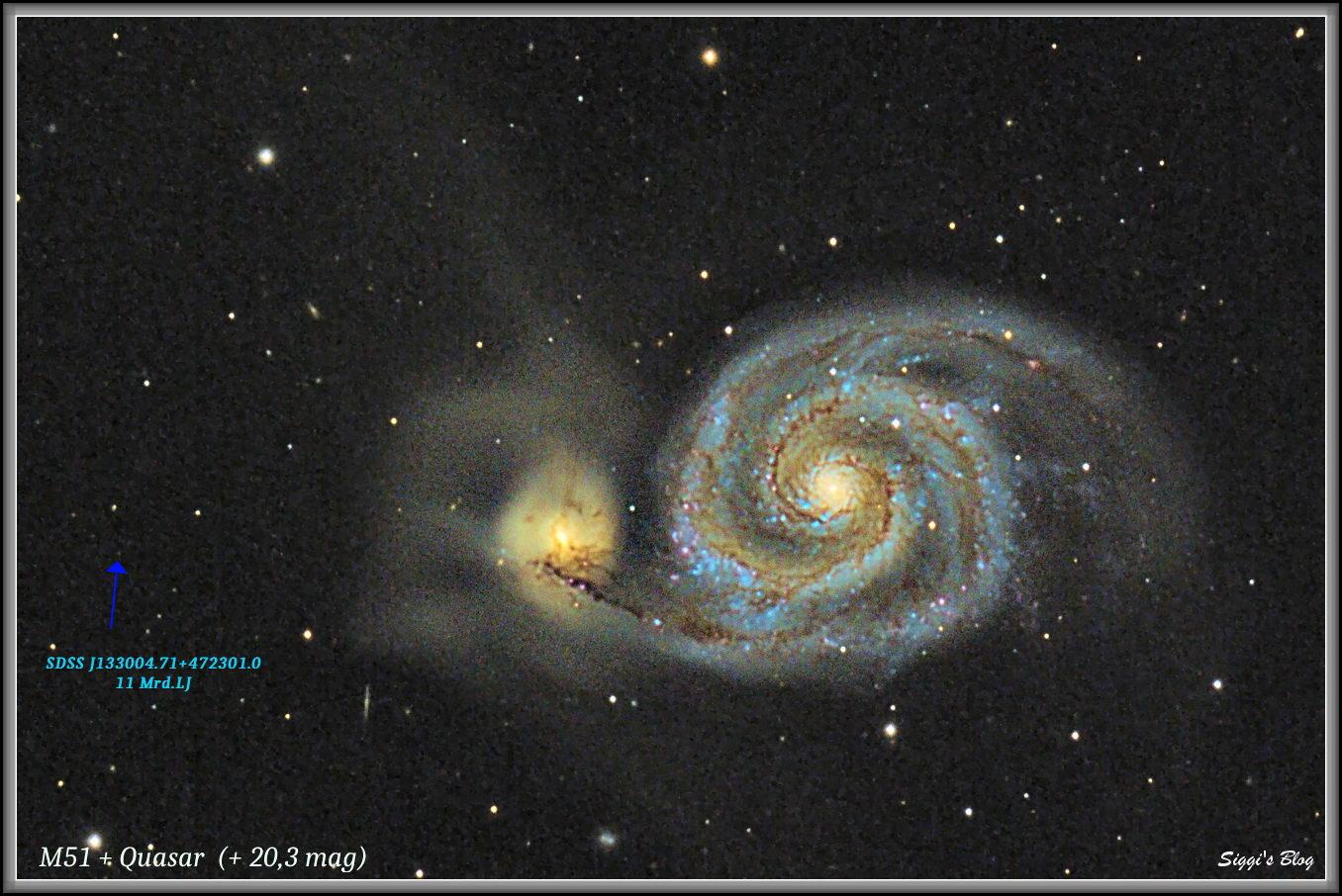 170331 M51+ Quasar SDSS J13004.71+472301.0