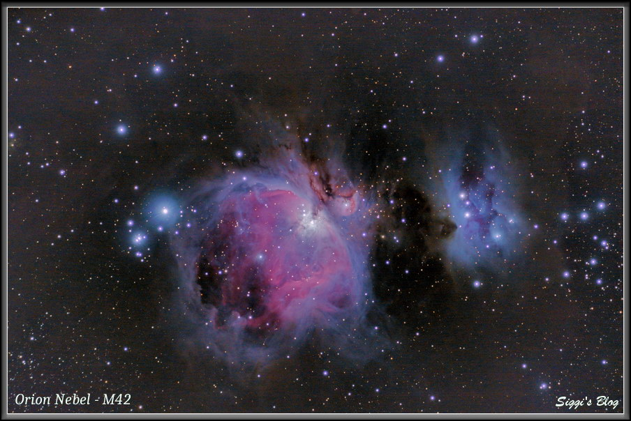 190103 M42 -Orion Nebel