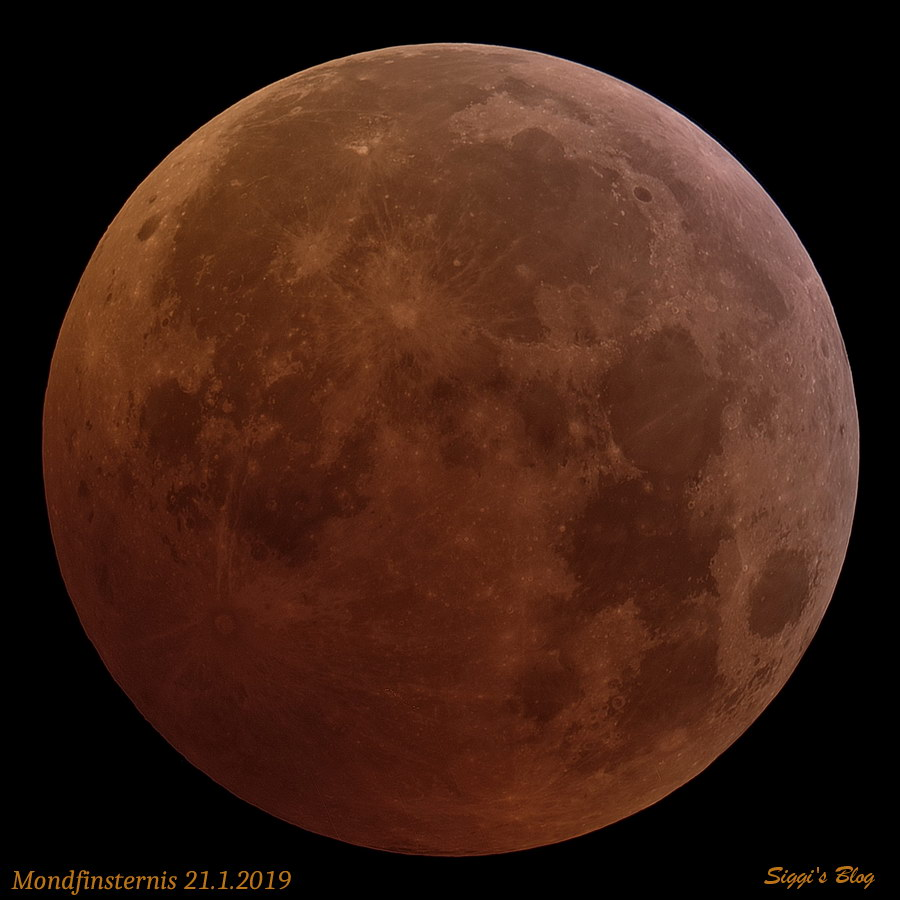 190121 Totale Mondfinsternis