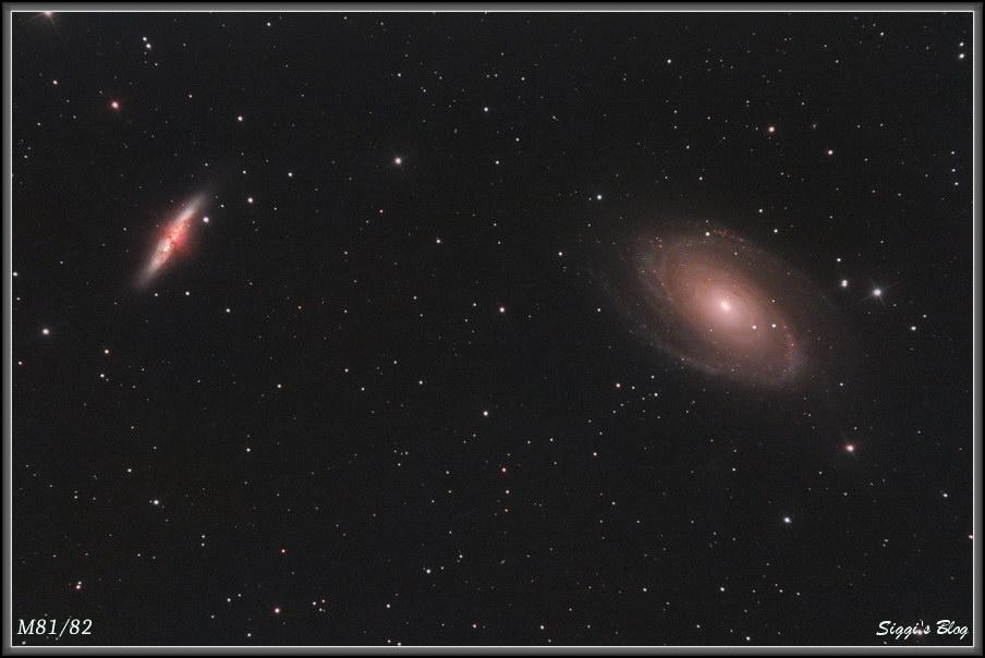 190322 M81 & M82 Bodes Galxien