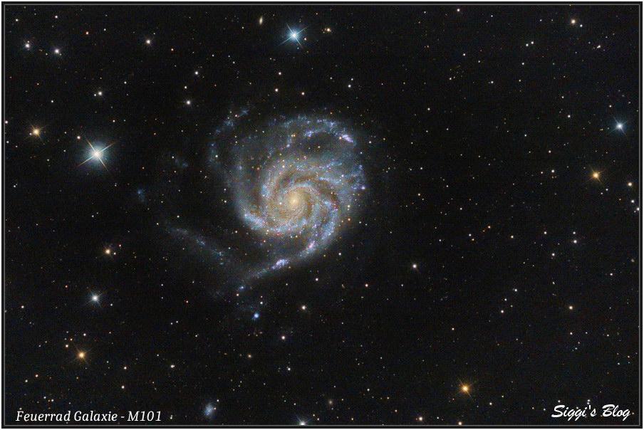 190406 Feuerrad Galaxie - M101