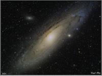 190921 Andormeda Galaxie M31