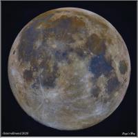 200408-2 Supermond  - Mondfarben