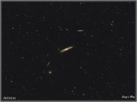 200426 NGC4216 Silberstreifgalaxie