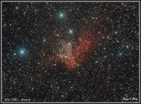 200920 NGC7380 Zauberer Nebel / WIzard
