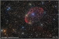 200821 Mondsichel / Crescent Nebel NGC6888