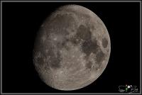 201226 Mond 90% beleuchtet