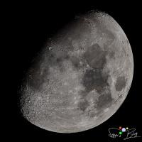 201224 Mond 75,5% beleuchtet