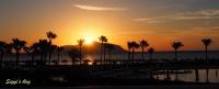 Sonnenaufgang Thiran Inseln