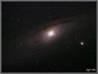 150721 M31 - Andromeda Galaxie
