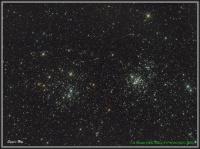 150822 Double Cluster / Chi & H Persei