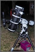 151112 Mein Dualsetup am Teleskop