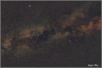 150806 Sternbild Schwan - Adler