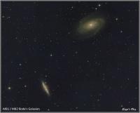 160326 M81 & M82 Bode's Galaxien