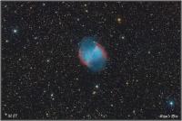 160701 M27 Hantelnebel / Dumbbell Nebula