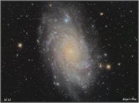 160830 M33 - Dreiecks Galaxie