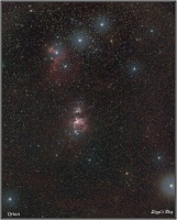 161103 Orion M42 HDR