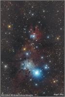 161229 NGC2264 Weihnachtsbaum Sternhaufen