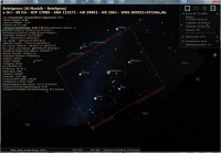 Stellarium - Orion  mit 12mm