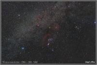 190103 Wintersternbilder von Großen Hund (CMa) Orion bis Stier (TAU)