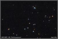 170430 Zwillingsquasar / Twin Quasar - PGC2518326 / QSO_0957+561