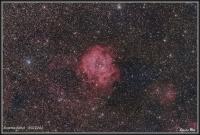 190206 Rosetta Nebel / NGC2244