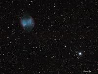 M27,  NGC6853 - Hantelnebel