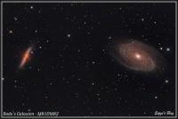 190418-21 Bode's galaxien M81 & M82
